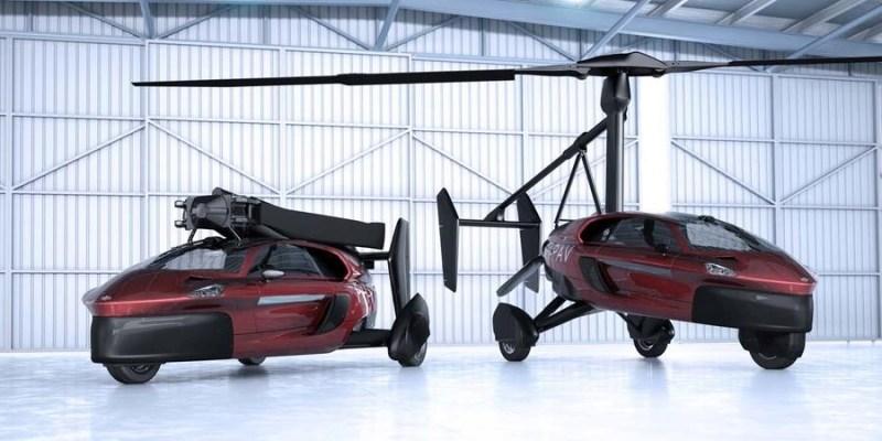 PAL-V, Mobil Terbang Pertama Dengan Sertifikasi Penuh EASA