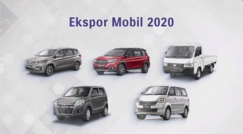 Raihan Positif Suzuki Selama Tahun 2020