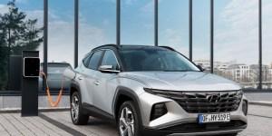 Hyundai Luncurkan Tucson PHEV Untuk Pasar Hybrid Eropa