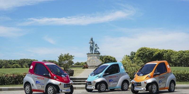 Toyota Hadirkan EV Smart Mobility Di Kawasan Wisata Bali