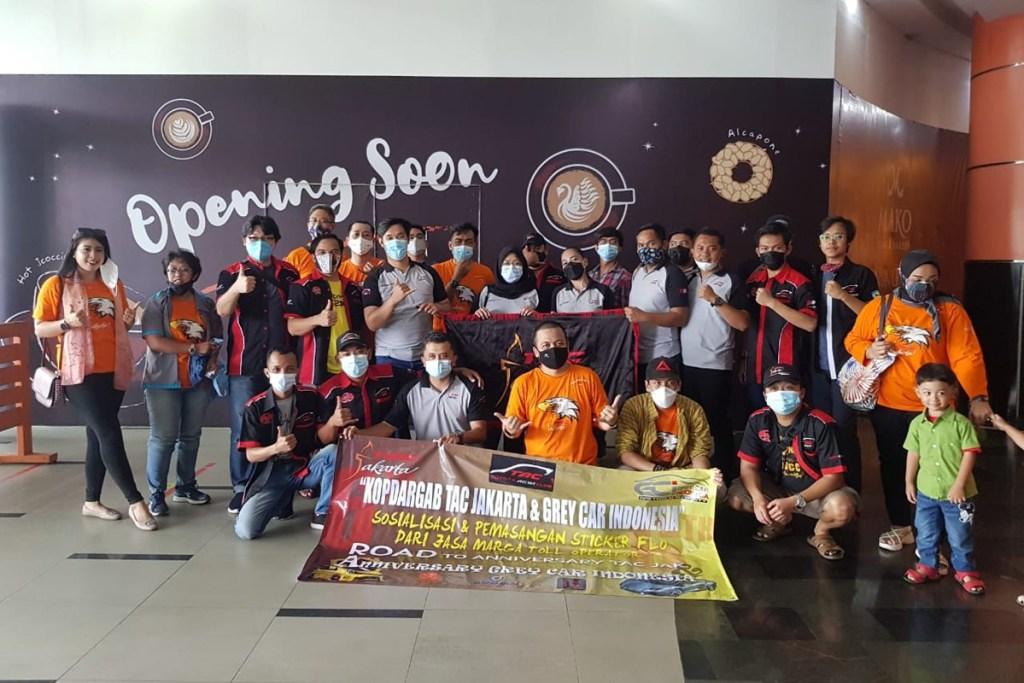 Road Show Anniversary ke 6th TAC Jakarta