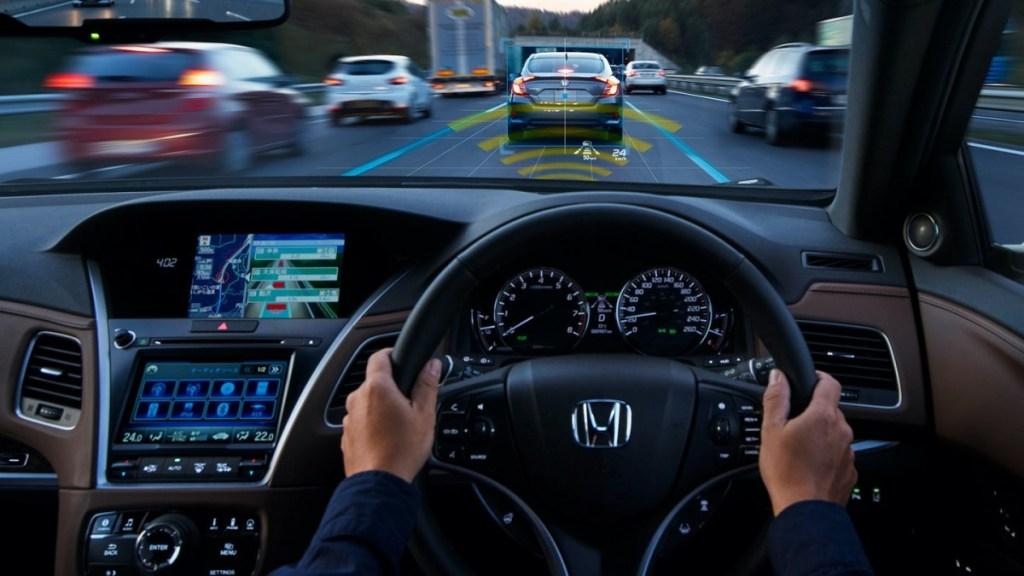 Honda SENSING Elite, Fitur Terbaru Untuk All New Legend Hybrid EX