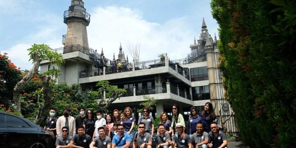 Dari Acara 'BMWSCCI Bandung Weekend Getaway'