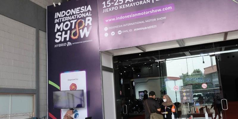 Promo Menarik Brand Mobil dan Motor di IIMS Hybrid 2021