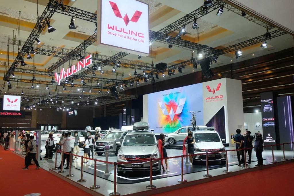 Wuling Motors Bukukan 646 SPK Selama IIMS Hybrid 2021