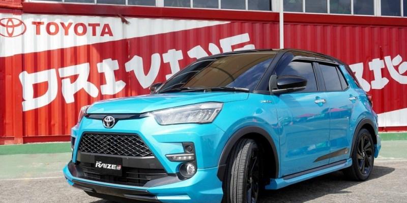 Toyota Raize, Menambah Pilihan Baru Segmen SUV