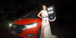 New Honda HR-V Jadi Hadiah Spesial Untuk Pemenang Indonesia's Next Top Model