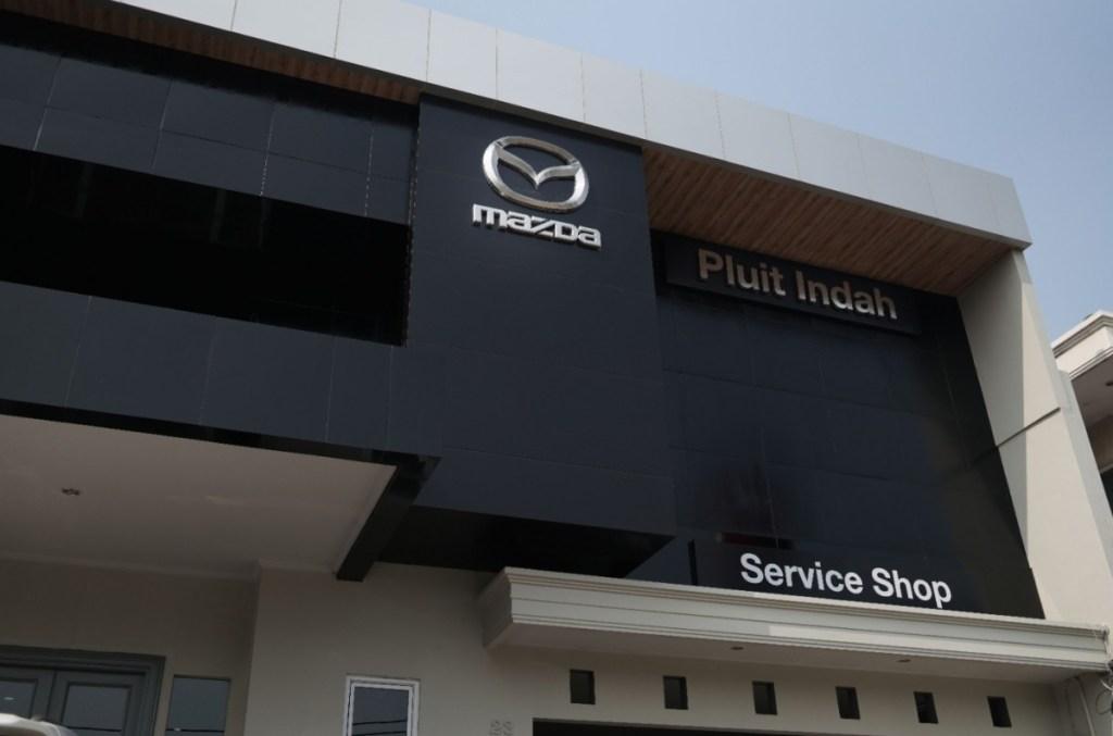 Mazda Resmikan Dealer Terbaru Untuk Area Jakarta Utara
