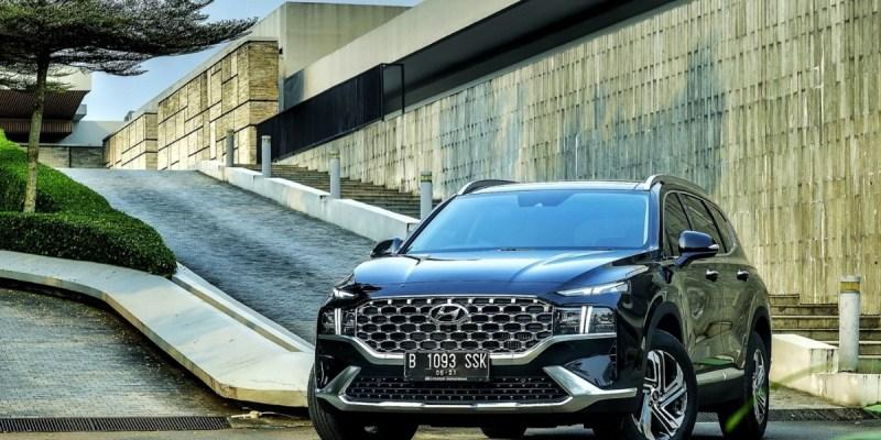 New SANTA FE, Suguhkan Segudang Inovasi Dan Teknologi Dalam Sebuah SUV