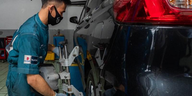 Suzuki Gratiskan Biaya Perawatan Mobil Bagi Korban Bencana NTT