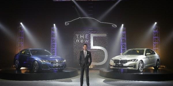 Peluncuran New BMW 520i M Sport dan New BMW 530i Opulence
