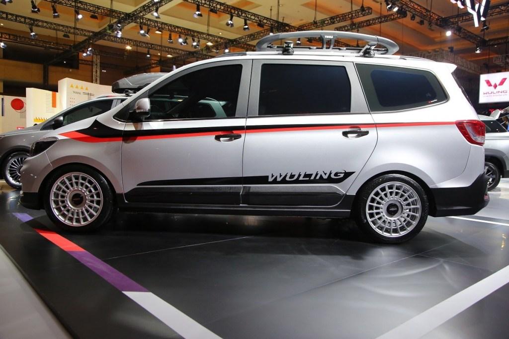 IIMS Hybrid 2021, Wuling Tampilkan Dua Mobil Showcase