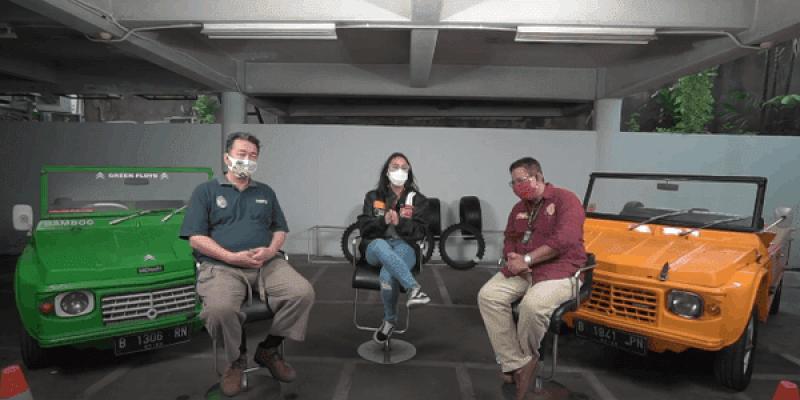 Talk Show Dari Berbagai Sektor di Akhir IIMS Virtual 2021 Phase 2