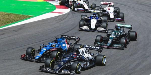 Lewis Hamilton Kuasai F1 Spanyol 2021