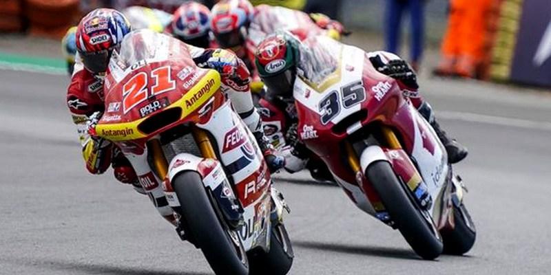 Pebalap Federal Oil Gresini Mampu Amankan Poin di Moto2 LeMans