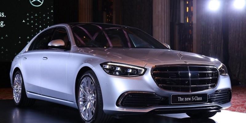 New Mercedes-Benz S-Class, Cara Baru Nikmati Kemewahan