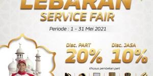 MMKSI Gelar Promo Menarik, Lebaran Service Fair