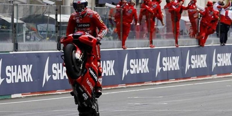 Terkena Penalti, Jack Miller Podium Pertama di MotoGP Perancis