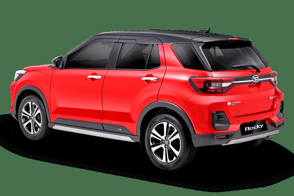 Baru Meluncur, Ini Teknologi Canggih Daihatsu Rocky