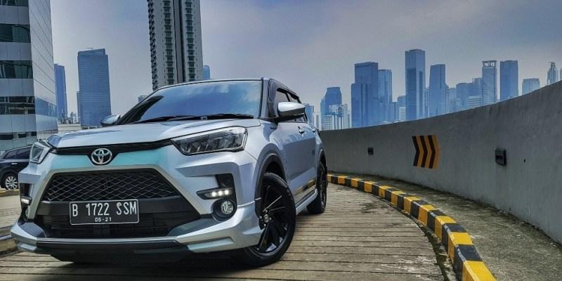 Toyota Raize, Paduan Gaya dan Performa Mesin 3-Silinder Turbo Toyota