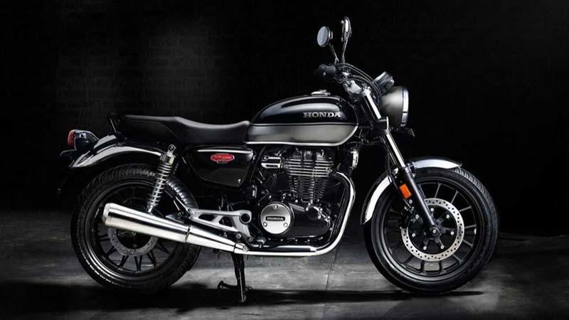 Berbasis CB350, Honda CB500 Retro Siap Meluncur