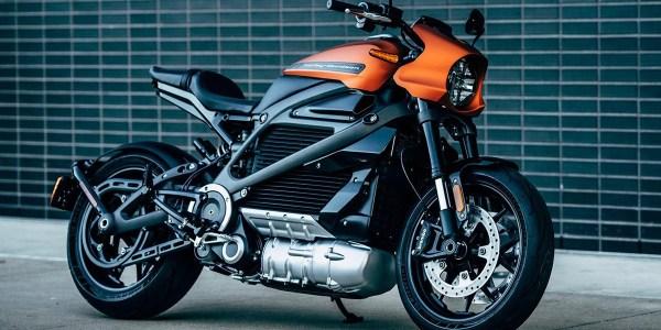 Harley Davidson Perkenalkan Divisi Motor Listrik LiveWire