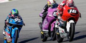 Raihan Positif Pebalap AHRT di FIM Moto3 Junior World Championship