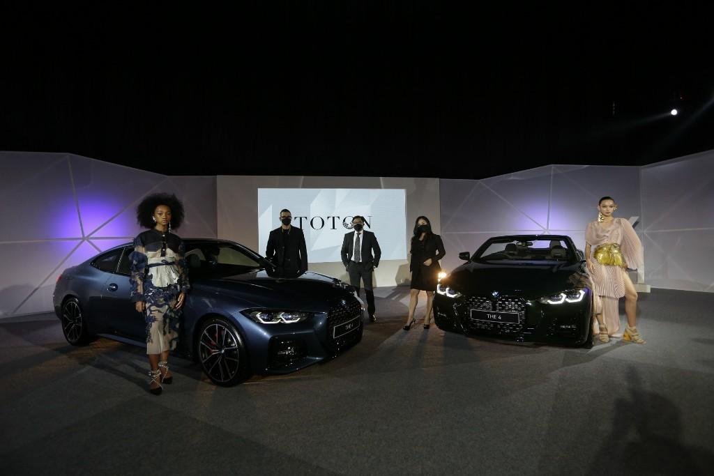 BMW Seri 4 Terbaru, Ada Coupé dan Convertible