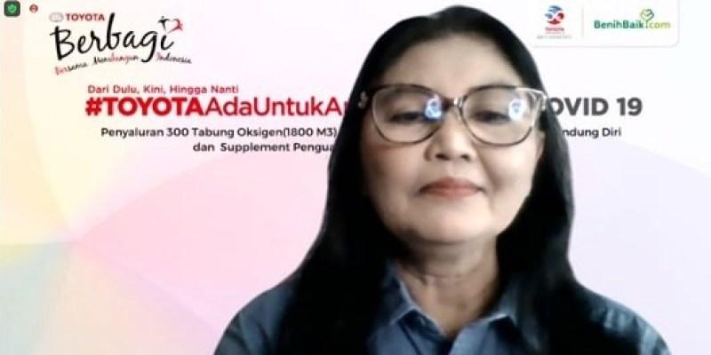Toyota Indonesia Turut Membantu Penanggulangan Pandemi Covid-19