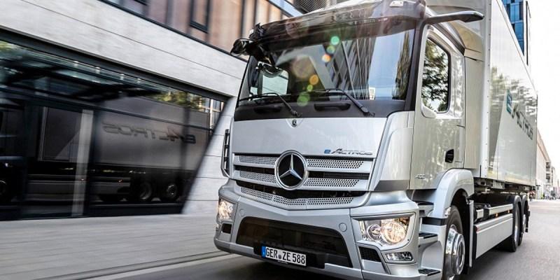 Mercedes-Benz eActros, Truk Terbaru Untuk Era Baru