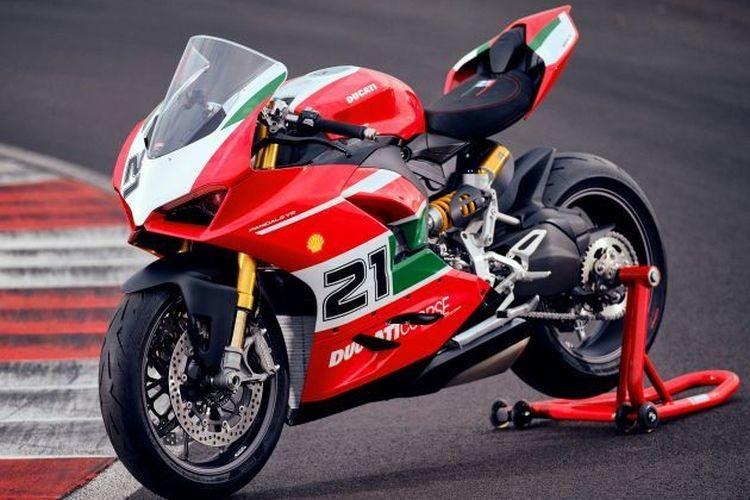 Ducati Rilis Panigale V2 2021 Edisi Troy Bayliss
