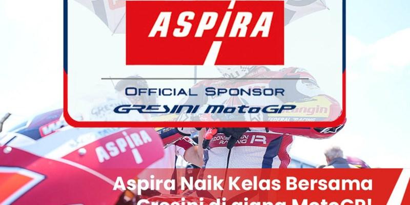 Aspira Masuki MotoGP, Sponsori Gresini Racing