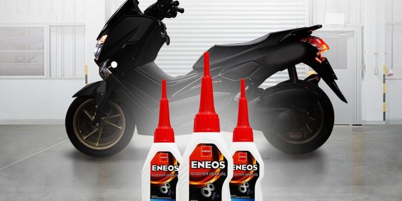 ENEOS Scooter Gear Oil, Untuk Segala Jenis Motor Matik