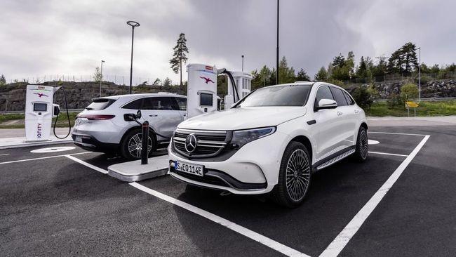 Kembangkan Mobil Listrik, Mercedes-Benz Akan Akuisisi YASA