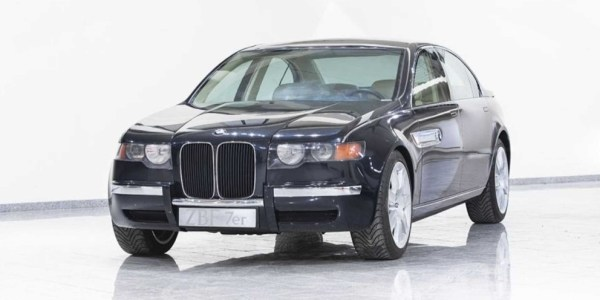 Mobil Konsep ZBF-7er Menjadi Ide Bagi Produk Masa Depan BMW