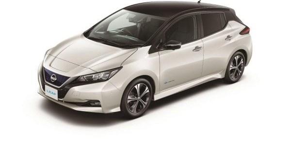 All New Nissan Leaf Sudah Bisa Dipesan