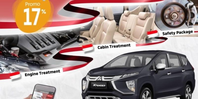 Paket Servis Mitsubishi Untuk Peringati Kemerdekaan Indonesia