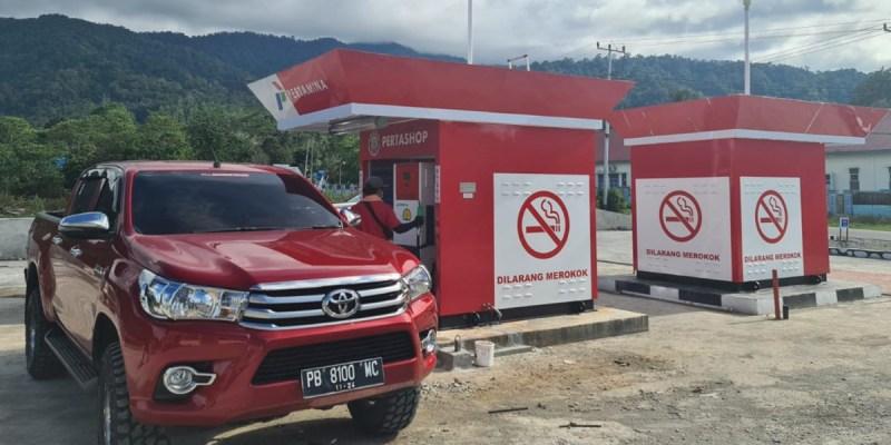 Energi Berkualitas Pertashop Diminati Masyarakat Papua Barat