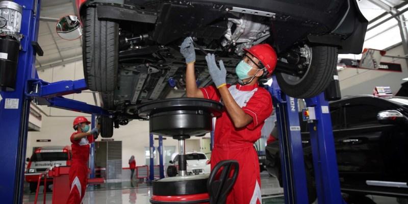Layanan Servis Gratis Pertama Mitsubishi, Jaga Performa Tetap Prima