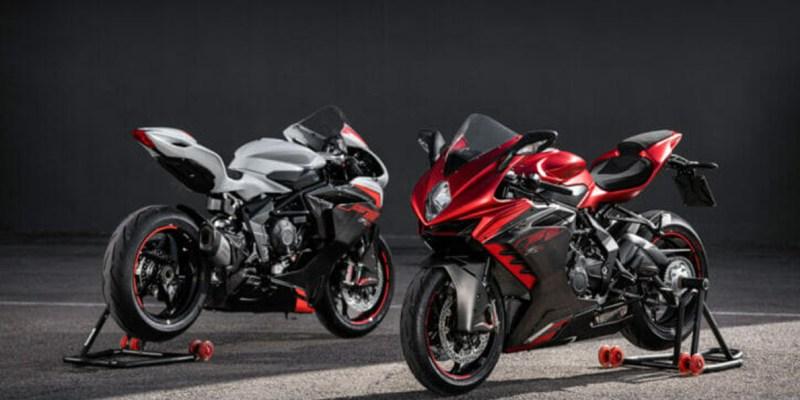 MV Agusta F3 RR 2022, Supersport Berkiblat MotoGP