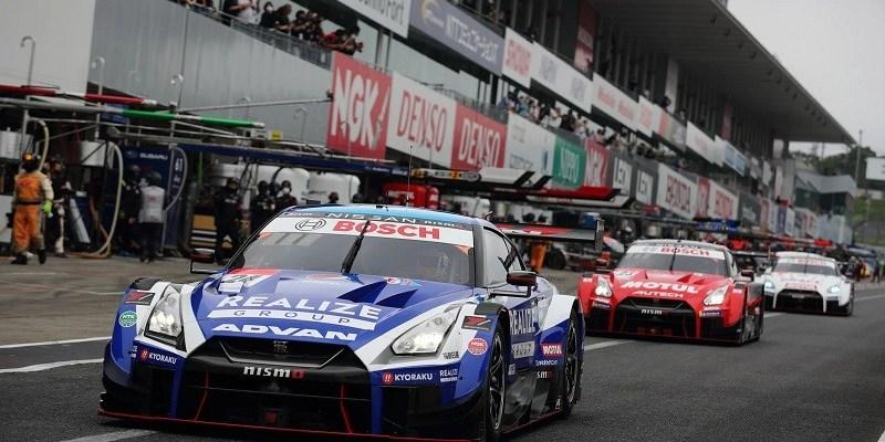 Nissan Motorsport Sapu Podium Super GT