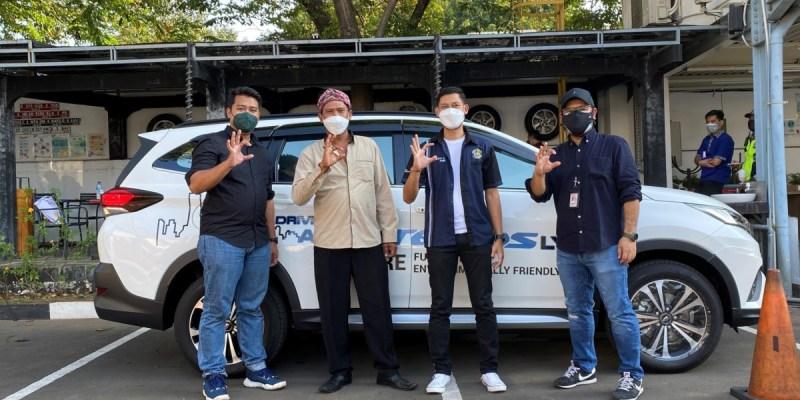 Daihatsu Ajak Komunitas Rasakan Fitur Baru Daihatsu Terios