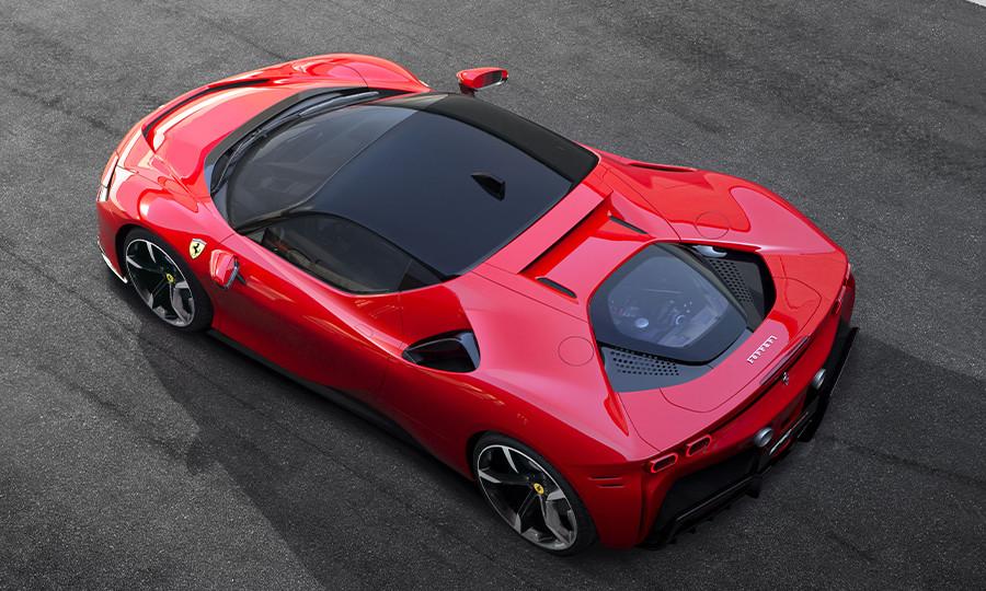 Italia Bela Ferrari Hadapi Aturan Mobil Listrik Eropa