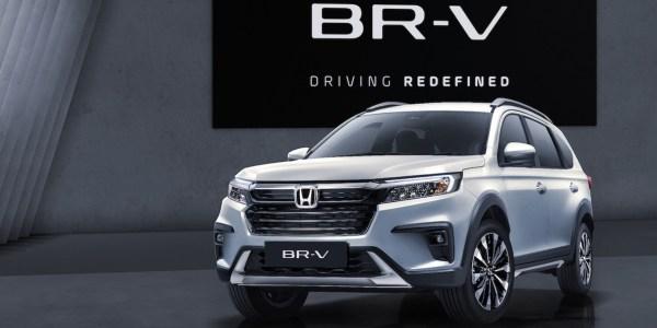 All New Honda BR-V, Hadir Dengan Tampilan Serba Berbeda