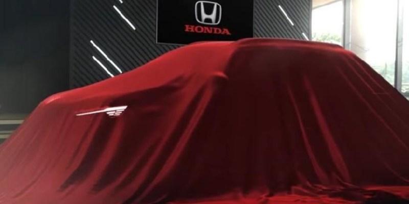 Honda Kembali Siapkan Small SUV Terbaru Untuk Tahun Ini