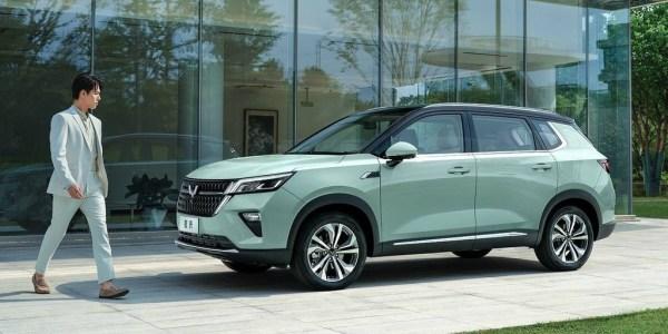 Wuling Asta, Crossover SUV Modern Dengan Harga Kompetitif