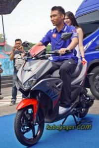 Yamaha Aerox 125LC Otoborn