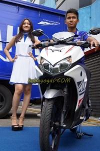 Yamaha Aerox 125LC White Putih Sentul Otoborn