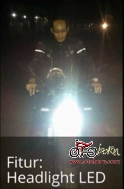honda all new cb150r led 01a