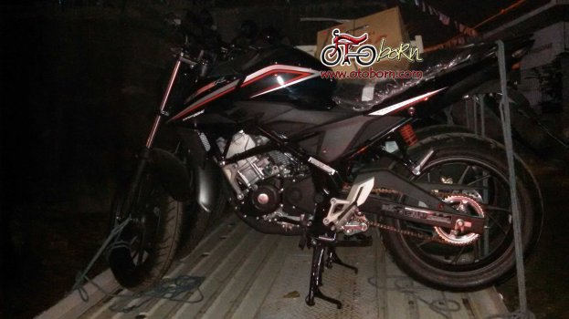 honda all new cb150r led test ride a